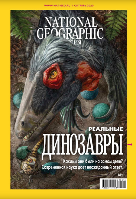 National Geographic №10 [2020]