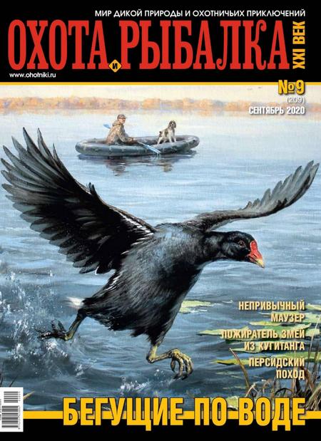 Охота и рыбалка XXI века №9 [2020]