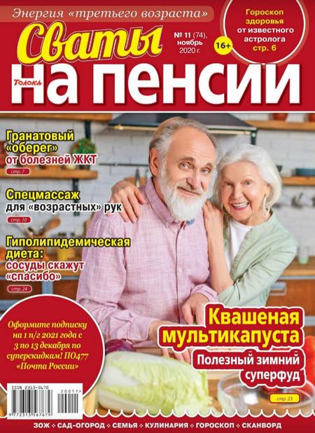 Сваты. На пенсии №11 (ноябрь/2020)