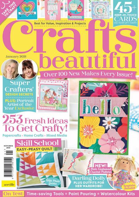 Crafts Beautiful - January 2021