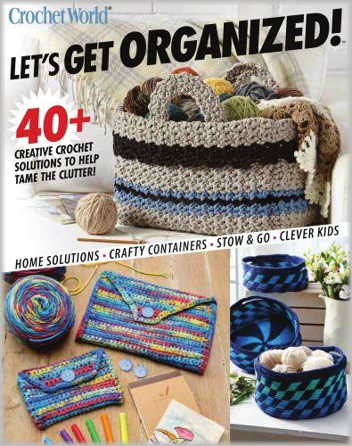 Crochet World. Let's get organized! - Spring 2021