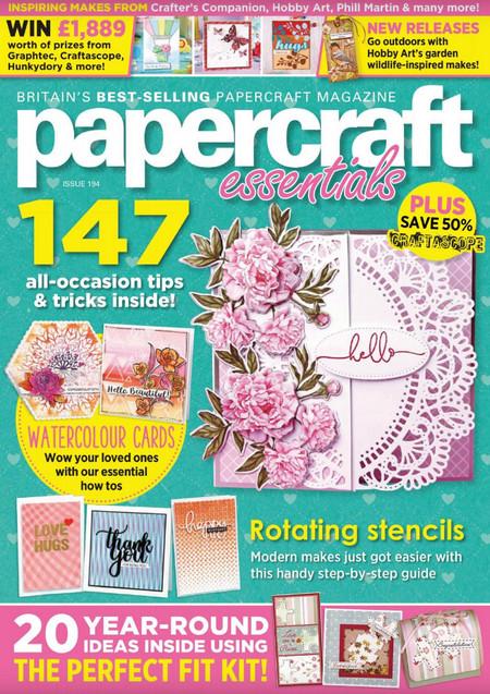 Papercraft Essentials №194 [2021]