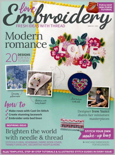 Love Embroidery №10 2021
