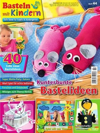 Basteln mit Kindern №44 2011