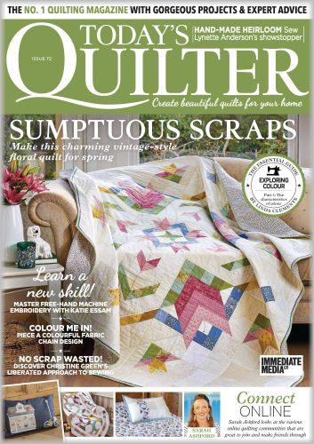 Today's Quilter №72 2021