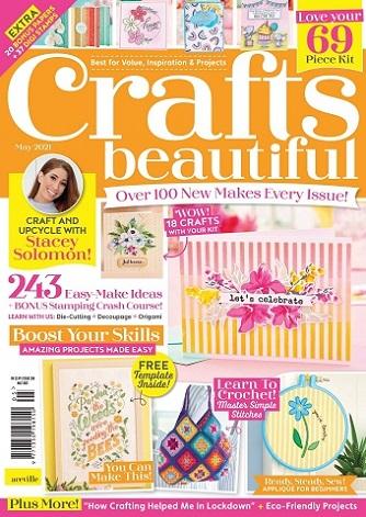 Crafts Beautiful - May 2021