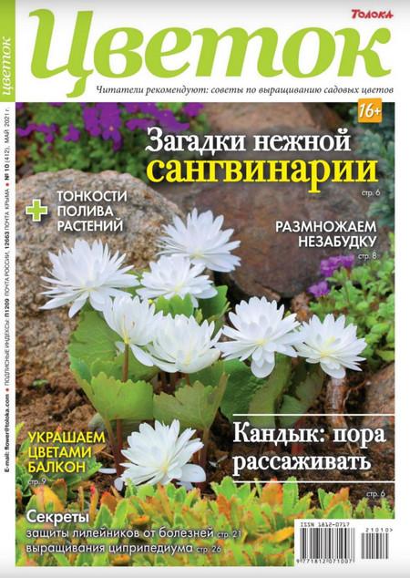 Цветок №10 (май/2021)