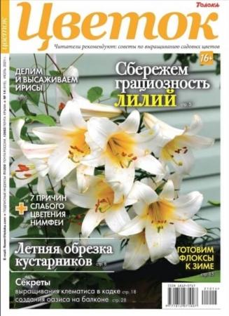 Цветок №14 (июль/2021)