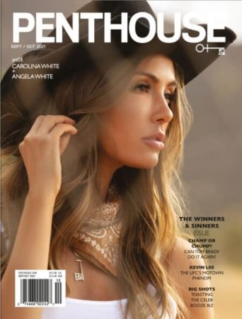 Penthouse. USA №9-10, September - October 2021 - (Журнал)