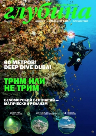 Предельная глубина №4, 2021 - (Журнал)